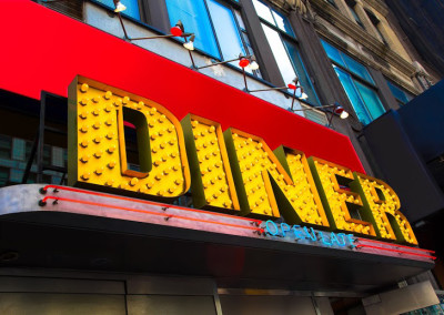 Illuminated Signage Dunwoody
