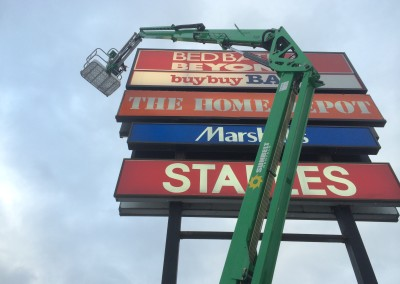 Sign Installation Company Brookhaven