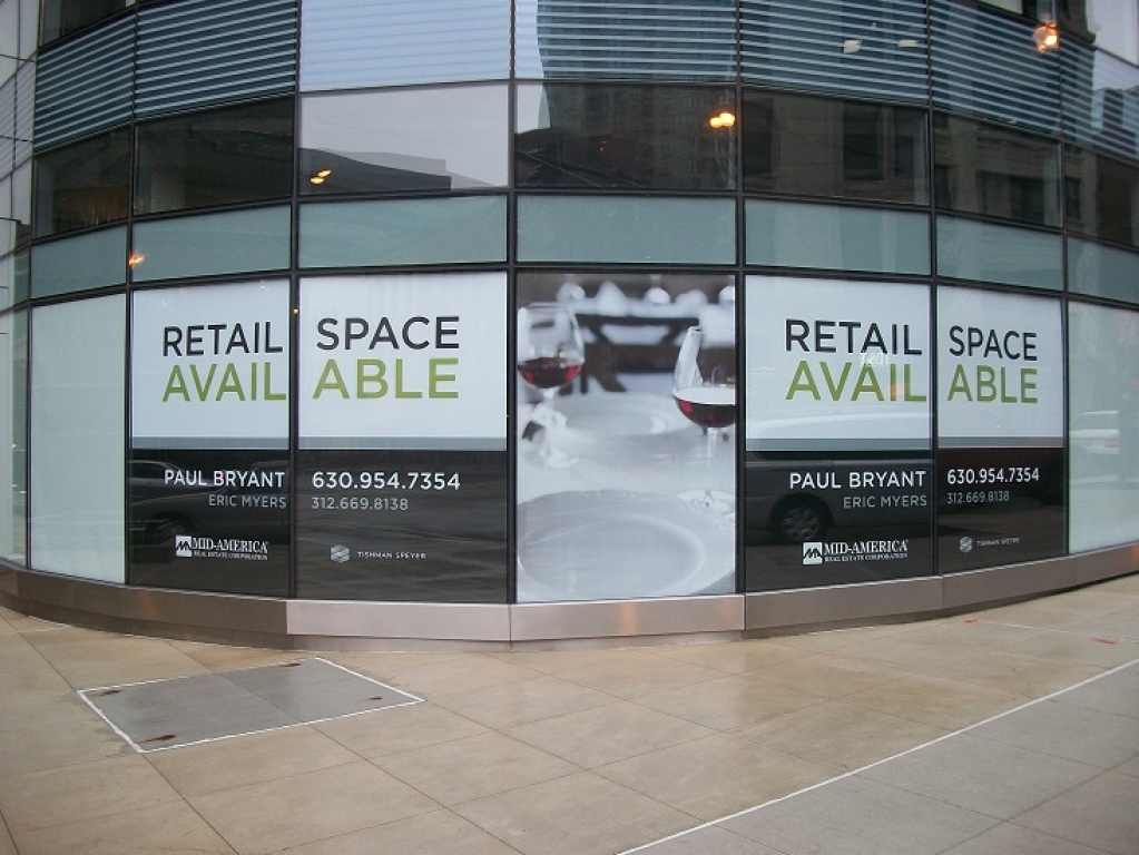Window Signs & Graphics - Signs of Intelligence in Peachtree Corners, GA