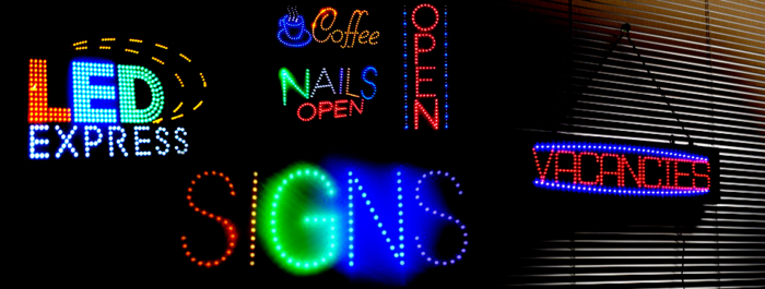 LED signs Johns Creek