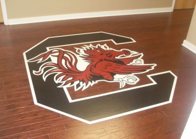 Custom Floor Graphics Duluth