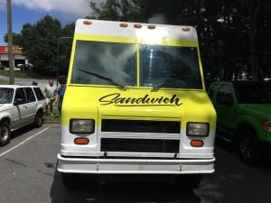 vehicle wrap atlanta, vehicle graphic atlanta