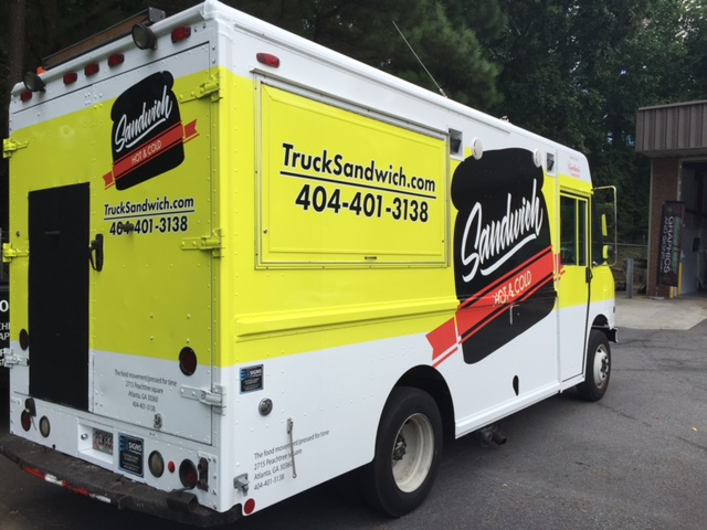 vehicle wraps Sandy Springs GA, vinyl wraps Dunwoody