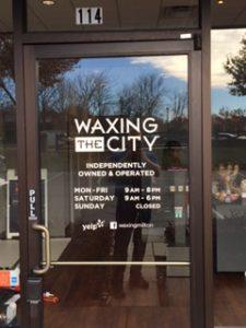 Custom Window Lettering & Graphics - Signs of Intelligence in Peachtree Corners, Brookhaven, Chamblee, Alpharetta, Brookhaven, Chamblee, Duluth, Dunwoody, Johns Creek, Lilburn, Norcross, Sandy Springs, Suwanee