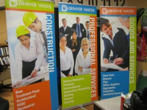 Retractable Banners in Suwanee - Signs of Intelligence in Peachtree Corners, Brookhaven, Chamblee, Alpharetta, Brookhaven, Chamblee, Duluth, Dunwoody, Johns Creek, Lilburn, Norcross, Sandy Springs, Atlanta