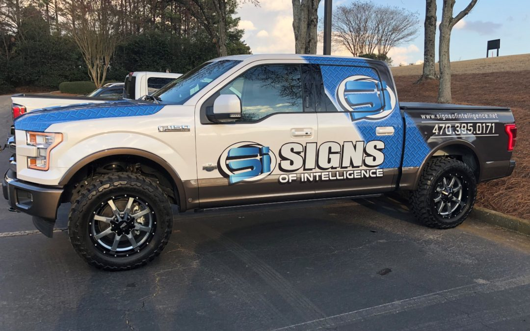 The Power Behind Vehicle Wrapping