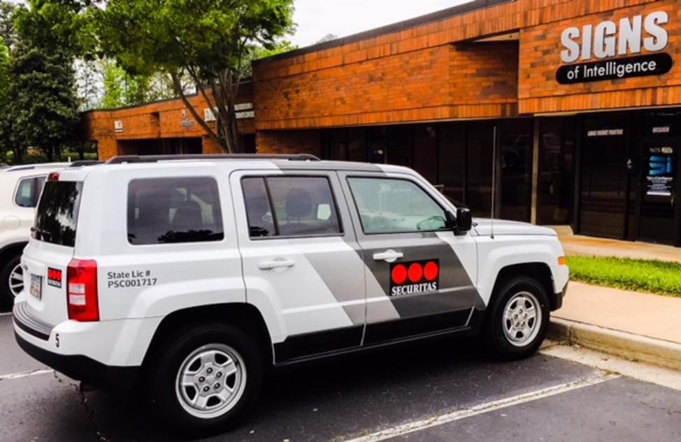 Vinyl Car Wraps put traffic to work for you - Signs of Intelligence in Peachtree Corners, Brookhaven, Chamblee, Alpharetta, Brookhaven, Chamblee, Duluth, Dunwoody, Johns Creek, Lilburn, Norcross, Sandy Springs, Atlanta, Suwanee