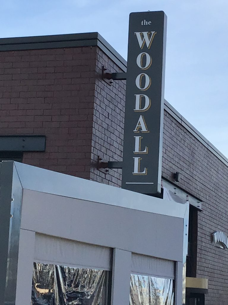 Attached Building Signs for business - Signs of Intelligence in Peachtree Corners, GA