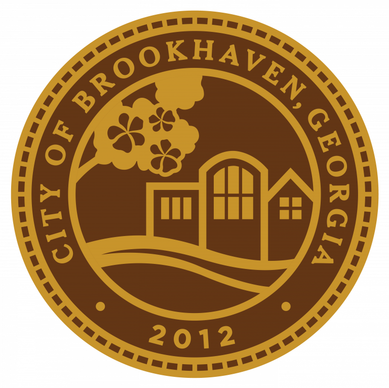 City of Brookhaven Seal March 2020-03