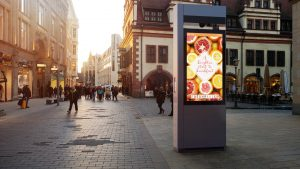 Interactive Outdoor Signage Displays - LG BoldVu - Signs of Intelligence Atlanta