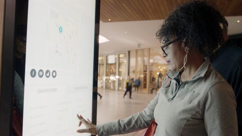 Interactive Outdoor Signage Displays - LG BoldVu - Signs of Intelligence Peachtree Corners, GA
