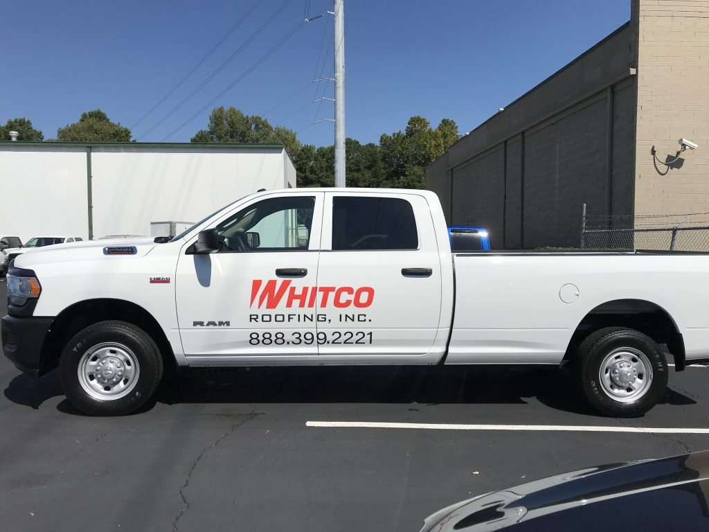 Fleet Vehicle Wraps & Graphics - Cutout Vehicle Graphics & Lettering by local Sign Company in Peachtree Corners, GA