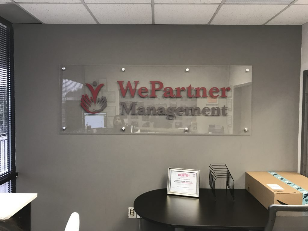 Office Signage - Lobby & Reception Signs by Signs of Intelligence in Peachtree Corners, GA